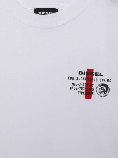 Diesel - UMLT-TDIEGOS, Weiß - T-Shirts und Tops - Image 3
