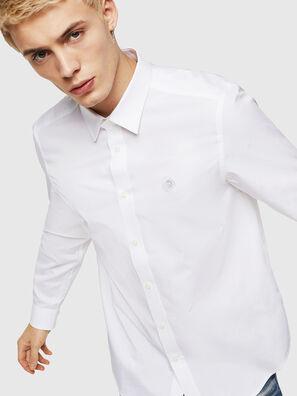 S-BILL, Weiß - Hemden