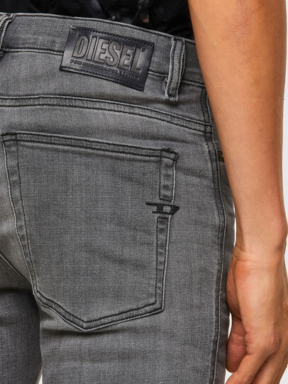 Diesel - D-Amny 009NZ, Schwarz/Dunkelgrau - Jeans - Image 4