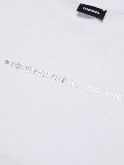 Diesel - TSOLY, Weiß - T-Shirts und Tops - Image 3