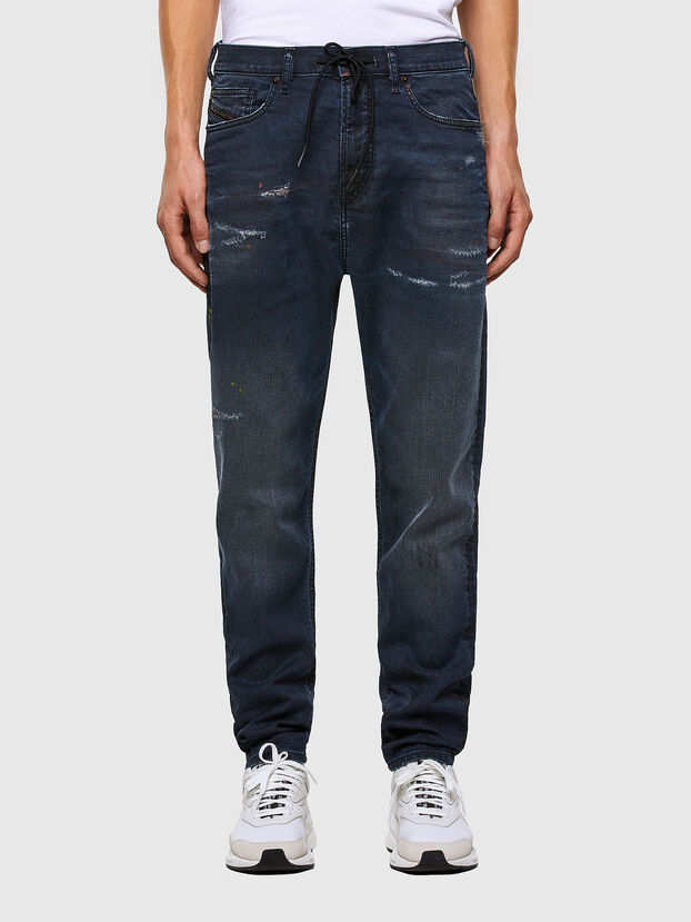 D-Vider JoggJeans 069QH, Dunkelblau - Jeans