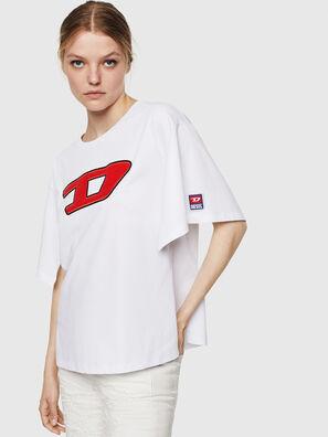 T-JACKY-I, Creme - T-Shirts