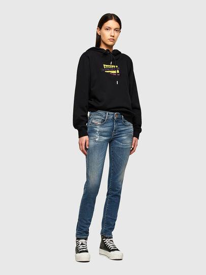 Diesel - D-Ollies JoggJeans® 069UW, Mittelblau - Jeans - Image 5