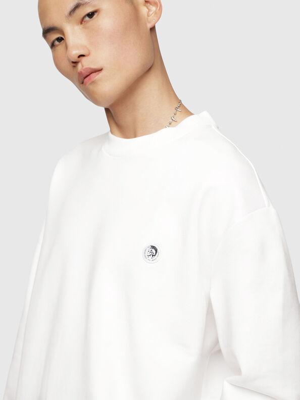 S-LINK, Weiß - Sweatshirts
