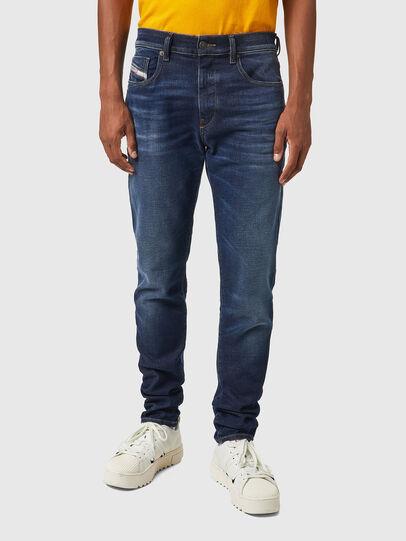Diesel - D-Strukt JoggJeans® 069XG, Dunkelblau - Jeans - Image 1