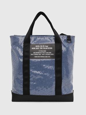 F-THISBAG SHOWAY, Blau/Schwarz - Shopper und Schultertaschen