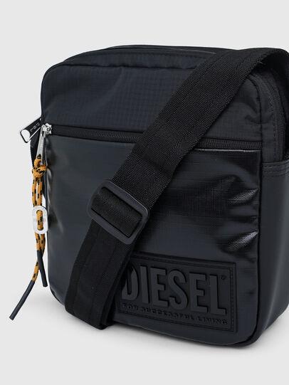 Diesel - VERTYO, Schwarz - Schultertaschen - Image 5