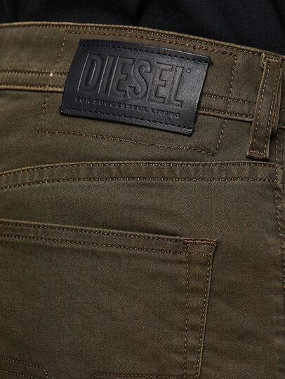 Diesel - Buster 0699P, Armeegrün - Jeans - Image 4