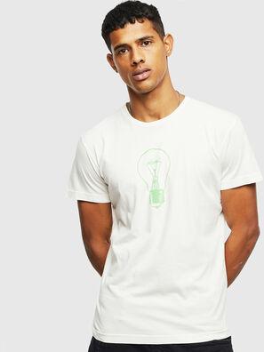 T-DIEGO-S9, Weiß - T-Shirts