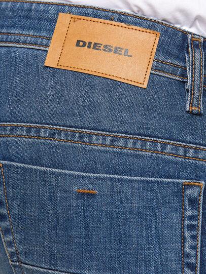 Diesel - Thommer 009DB, Mittelblau - Jeans - Image 4