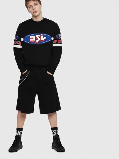 Diesel - S-BAY-YF,  - Sweatshirts - Image 4