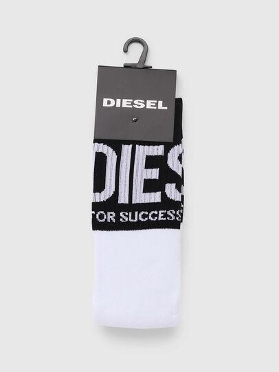 Diesel - SKM-RAY, Weiß - Strümpfe - Image 2