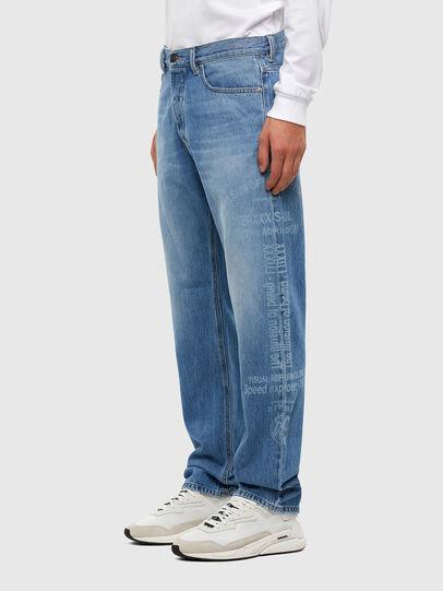Diesel - D-Macs 009HW, Mittelblau - Jeans - Image 6
