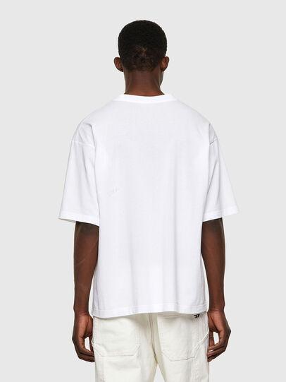 Diesel - T-BALM-B1, Weiß - T-Shirts - Image 2