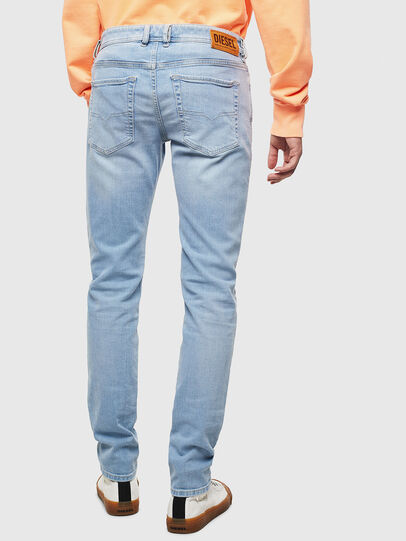 Diesel - Sleenker 009BJ, Hellblau - Jeans - Image 2