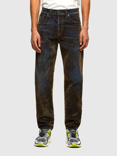 Diesel - D-Fining 069TM, Dunkelblau - Jeans - Image 1