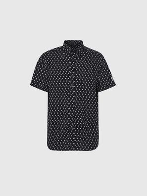 S-RILEY-SHO-KA, Schwarz - Hemden