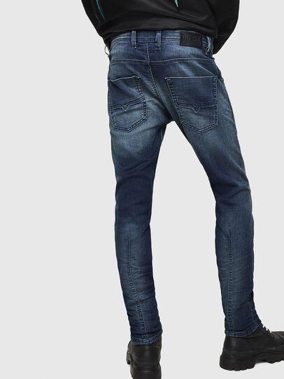 Diesel - Krooley JoggJeans 069HH, Dunkelblau - Jeans - Image 2