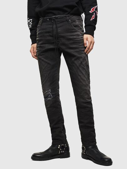 Diesel - CL-Krooley-T-CB JoggJeans 069PK, Schwarz - Jeans - Image 1