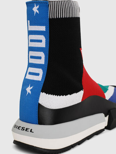 Diesel - H-PADOLA HIGH SOCK, Bunt - Sneakers - Image 5