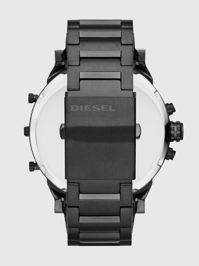 Diesel - DZ7312 MR. DADDY 2.0, Schwarz - Uhren - Image 3