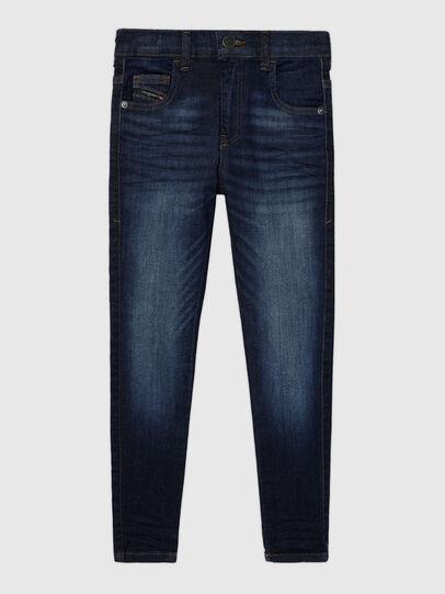 Diesel - D-SLANDY-HIGH-J, Dunkelblau - Jeans - Image 1
