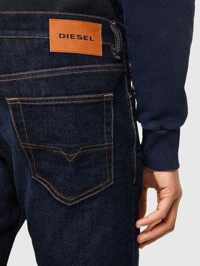 Diesel - D-Luster 009ZS, Dunkelblau - Jeans - Image 3