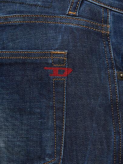 Diesel - D-Strukt 009GQ, Dunkelblau - Jeans - Image 5