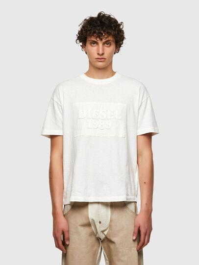 Diesel - DxD-20, Weiß - T-Shirts - Image 2