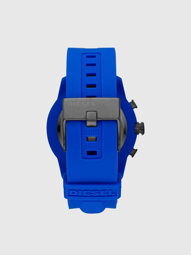 Diesel - DT1017, Brillantblau - Smartwatches - Image 3
