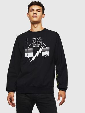 S-GIRK-J2, Schwarz - Sweatshirts
