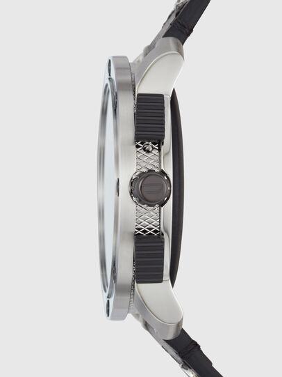 Diesel - DT2014, Schwarz/Silber - Smartwatches - Image 3