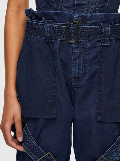 Diesel - D-Fedry JoggJeans® 0CBBZ, Dunkelblau - Jeans - Image 3