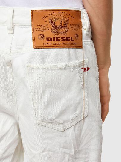 Diesel - D-MACS-SHORT, Weiß - Kurze Hosen - Image 4