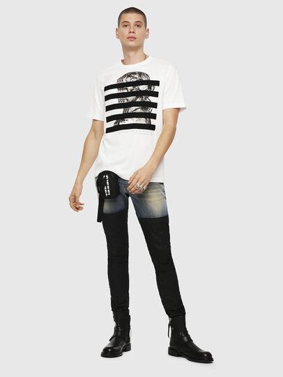 Diesel - T-JUST-YO,  - T-Shirts - Image 4