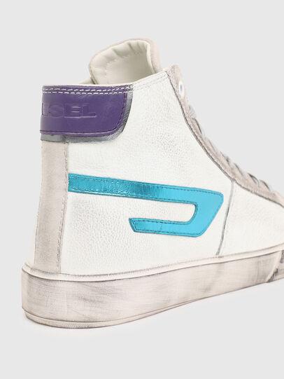 Diesel - S-MYDORI ML W, Weiss/Blau - Sneakers - Image 4