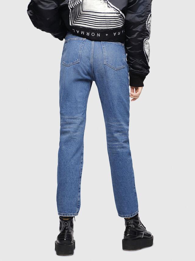 Diesel - D-Eiselle 0076X, Mittelblau - Jeans - Image 2