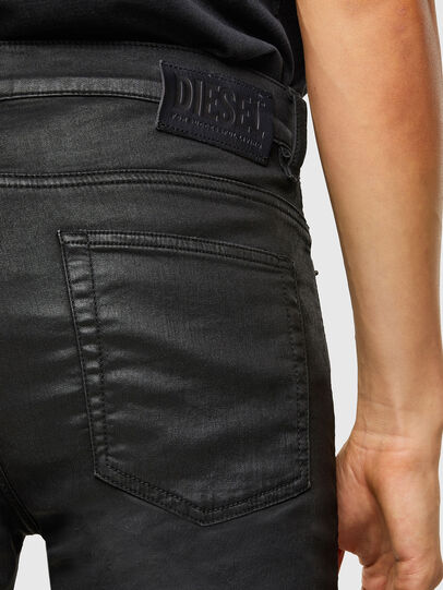 Diesel - D-Reeft JoggJeans® 069TE, Schwarz/Dunkelgrau - Jeans - Image 4