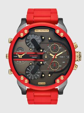 DZ7430, Rot - Uhren
