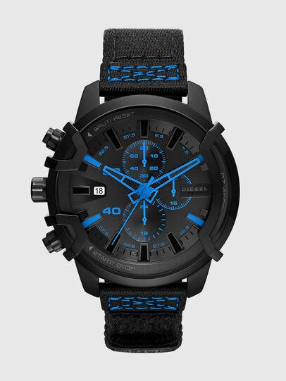 Diesel - DZ4553, Schwarz/Blau - Uhren - Image 1