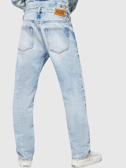 Diesel - D-Kodeck 0078C, Hellblau - Jeans - Image 2