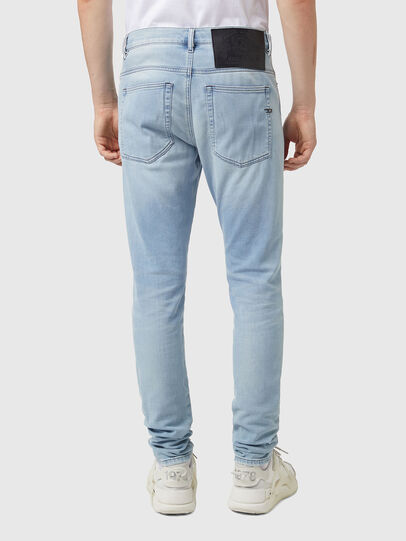 Diesel - D-Amny JoggJeans® Z69VL, Hellblau - Jeans - Image 2