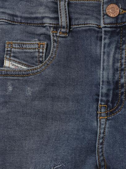 Diesel - D-SLANDY-HIGH-J JOGGJEANS, Mittelblau - Jeans - Image 4