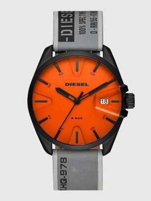 DZ1931, Schwarz/Orange - Uhren