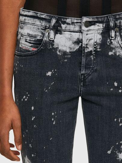 Diesel - Babhila 009RM, Schwarz/Dunkelgrau - Jeans - Image 3