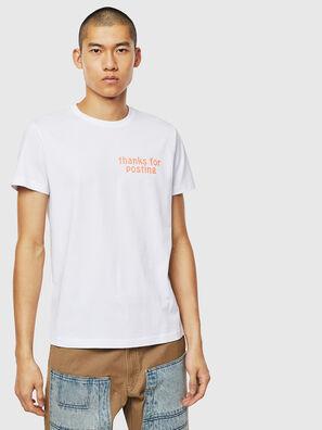 T-DIEGO-J20, Weiß - T-Shirts