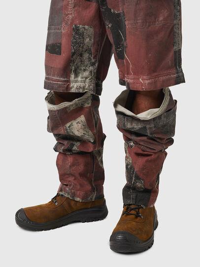 Diesel - D-Multy JoggJeans® 0CEAM, Rosa/Schwarz - Jeans - Image 7