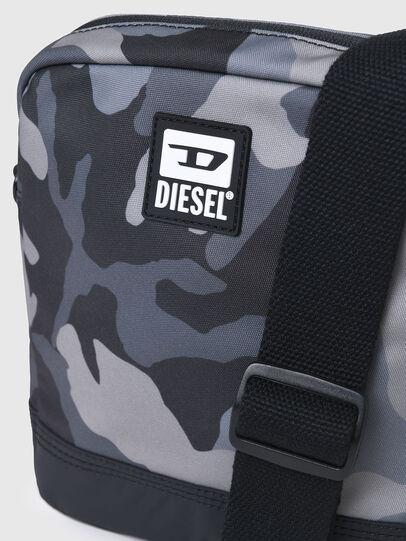 Diesel - ALTAIRO, Grau/Schwarz - Schultertaschen - Image 6