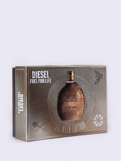 Diesel - FUEL FOR LIFE 50ML GIFT SET, Braun - Fuel For Life - Image 2