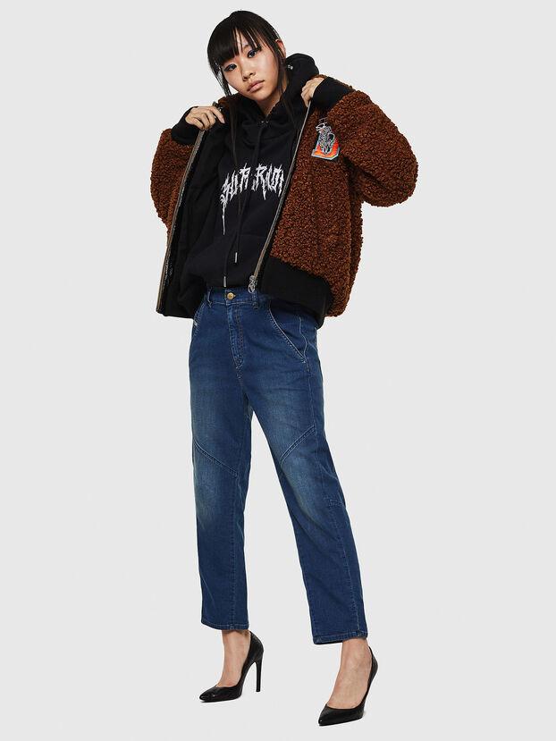 D-Rollar JoggJeans 069IT, Mittelblau - Jeans